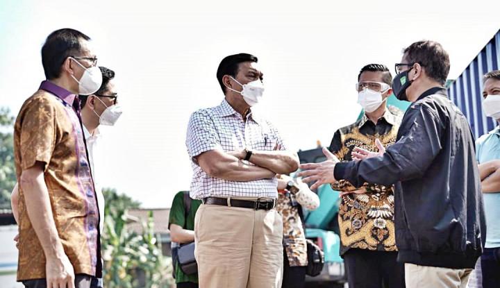Demokrat Sampai Heran, Oh Pak Jokowi, Kok Ujung-ujungnya Luhut Lagi Luhut Lagi..