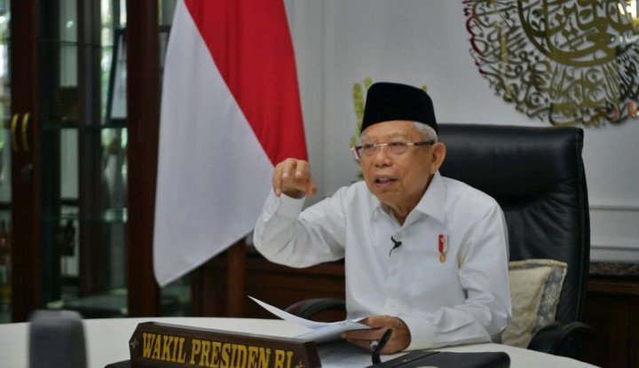 Wapres Ma'ruf Bilang Revisi UU ASN Jangan Lemahkan Reformasi Birokrasi