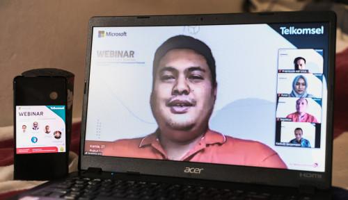 Teaching in New Normal, Telkomsel Hadir Dukung Tenaga Didik di Kalimantan