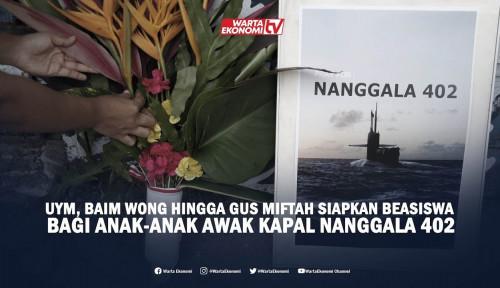 UYM, Baim Wong Hingga Gus Miftah Siapkan Beasiswa Bagi Anak-Anak Awak Kapal Nanggala 402