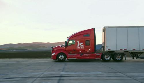 Bridgestone Investasi di Perusahaan Teknologi Truk Otonom Jarak Jauh: Kodiak Robotics