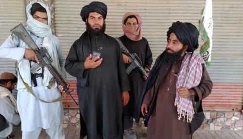 Kepanikan Melanda Afghanistan, Warga Sipil Lari Kocar-Kacir Hindari Serangan Taliban
