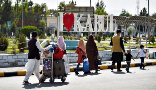 Taliban Memohon Penerbangan Internasional di Bandara Kabul Dilanjutkan
