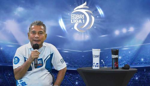 Jadi Title Sponsor Liga 1, BRI Bangkitkan Sepak Bola Nasional