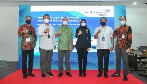 Garuda Gandeng Perigi Logistics Luncurkan Fasilitas Warehouse Terintegrasi
