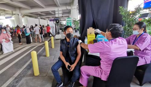 Konsorsium Mitbana dan Sinar Mas Land Buka Sentra Vaksin di Terminal Intermoda BSD City