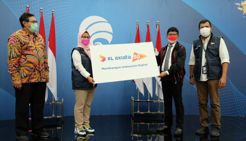 Lolos Uji Laik Operasi 5G, XL Axiata Siap Gelar Jaringan 5G di Indonesia