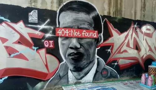 Akhirnya Terkuak dengan Nyata Sikap Jokowi dan Kapolri Soal Mural, Benar-Benar Terkuak!