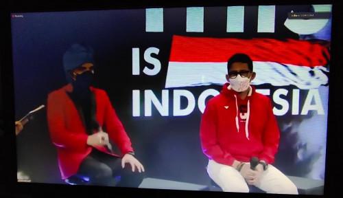 Atta Halilintar Luncurkan Lagu Hip Hop Etnic, Respon Sandiaga Uno Nggak Main-Main Bos!