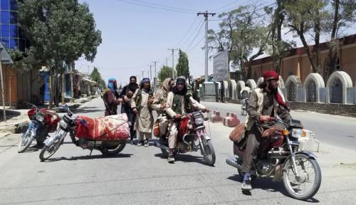 Menegangkan, PBB Sukses Evakuasi Ratusan Staf dari Afghanistan ke Kazakhstan