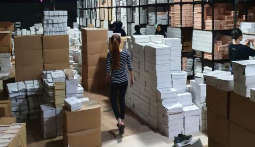 Foto Kisah Vincent, Pemilik Pabrik Sepatu Berawal dari Jualan Keliling Kini Jadi Bisa Ekspor