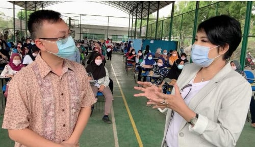 Wujudkan Herd Immunity, Apindo Jabar Gercep Vaksinasi Industri Padat Karya