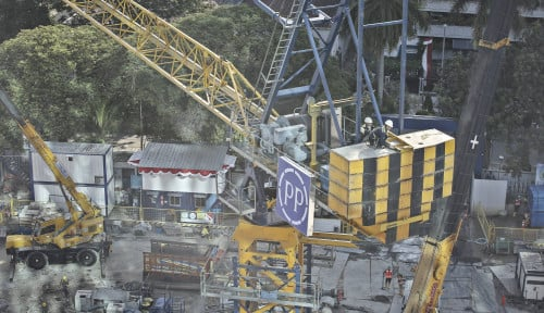 Imbas Covid-19 Bagi Perusahaan Konstruksi: Tender Mundur, Target Kontrak Baru Terpaksa Dipangkas!