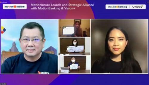 Pacu Tren Insurtech, MNC Kapital Indonesia Luncurkan MotionInsure di Bawah Ekosistem Motion