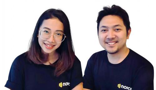 NOICE Resmi Gandeng Dua Veteran Google sebagai Pimpinan Baru