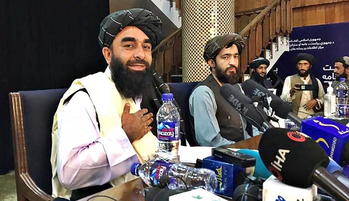 Taliban: Afghanistan Bebas dari Teroris ISIS dan Al-Qaeda