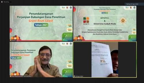 Kembangkan Riset Sawit Indonesia, BPDPKS Dukung 28 Penelitian Baru Sebesar Rp42,4 Miliar