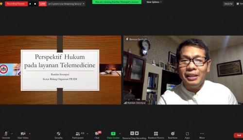 IDI Sumut Latih Relawan Dokter Melalui Layanan Telemedicine