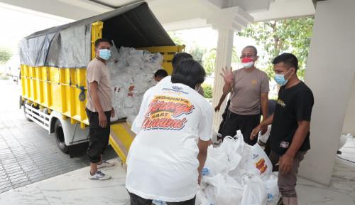Bamsoet Apresiasi Bantuan Pihak Swasta bagi Warga Terdampak Pandemi Covid-19 di Jawa Timur