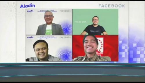Bank Aladin dan Facebook Rangkulan Dihadapan Kaesang Pangarep, Mau Buat Apa?