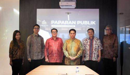 TRIN Catatkan Marketing Revenue Rp312,8 Miliar di Sepanjang Semester I-2021