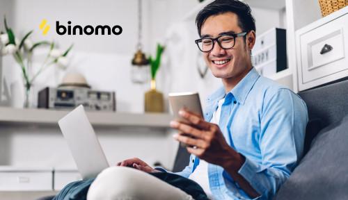 Simak! Ini Dia Kelebihan Pilih Binomo sebagai Aplikasi Trading Online