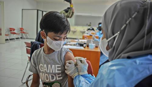 Kemenkes Soroti Cakupan Vaksinasi Lansia dan Remaja Masih Rendah