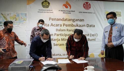 HUT Maluku Ke-76, Pengalihan PI 10% Maluku Masuk Tahap 7