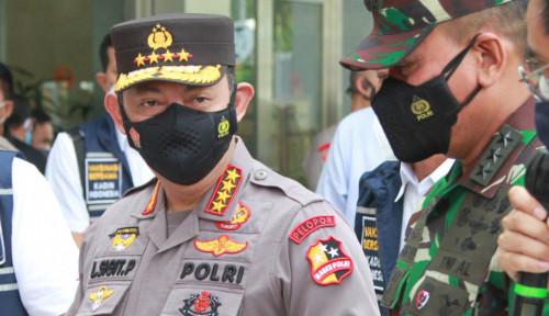 Polisi Banting Pendemo, Pengamat: Kapolri Listyo Harus Bertanggung Jawab