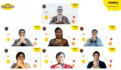 Adira Finance Resmikan Adira Virtual Expo 2021