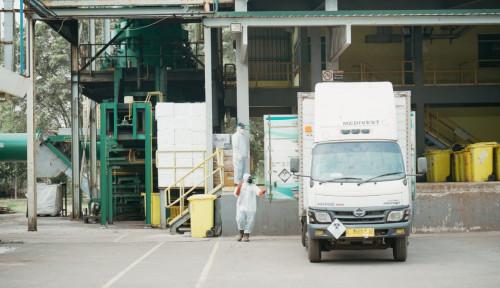 Dua Tahun Pandemi, Jasa Medivest Musnahkan Lebih dari 1.000 Ton Limbah Covid-19