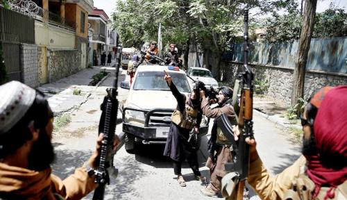 Erdogan-Putin Tekankan Stabilitas di Afghanistan, Penting Bagi Taliban Lakukan...