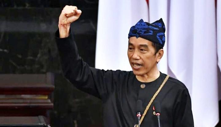 Jokowi Disebut Sebagai Presiden Boneka untuk Ikuti Keinginan...