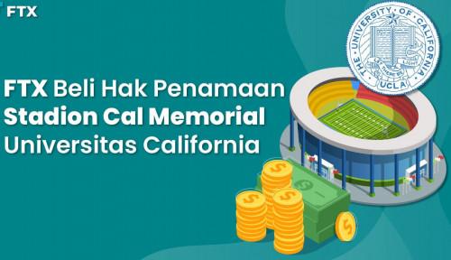 FTX Beli Hak Penamaan Stadion Cal Memorial Universitas California