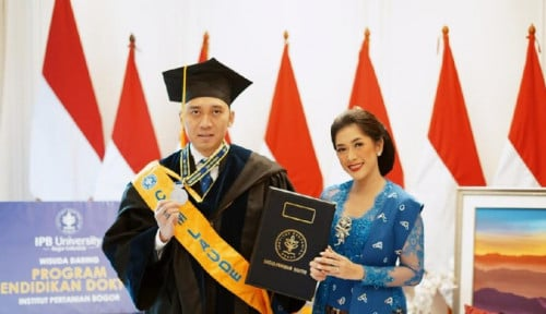 Anaknya SBY Nggak Main-Main, Lulus Dokter dengan IPK 4.0, Einstein Aja Bakal Minder Nih!
