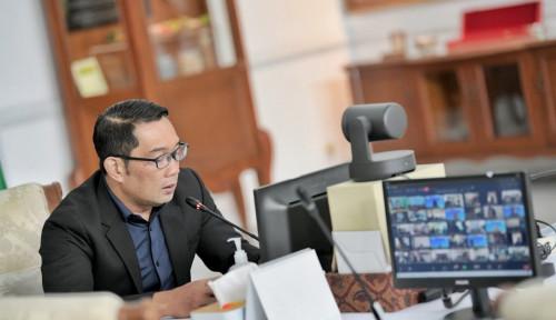Ridwan Kamil Minta Maksimalkan PeduliLindungi, Pangkas Kerumunan Masyarakat