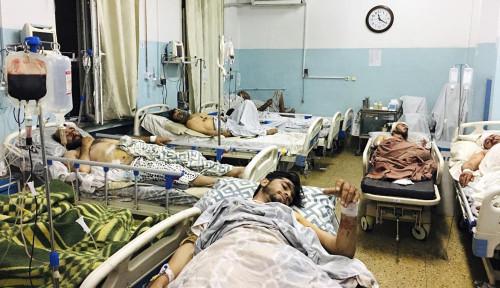 Setelah Serangan Teror Mengerikan, WHO: Persediaan Medis di Afghanistan Hanya Tersisa Beberapa Hari