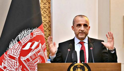 Bukti Sudah di Tangan, Orang yang Ngaku Presiden Afghanistan Mau Bongkar Akar ISIS-K di Taliban