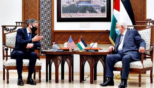 Orangnya Mahmoud Abbas Pastikan Tidak Ada Dialog Damai di Bawah Kepemimpinan Amerika
