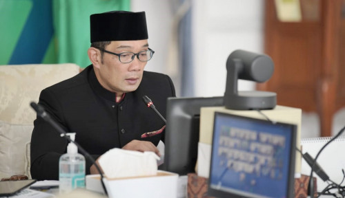 Ingin Pecah Rekor PPKM Level 1, Ridwan Kamil Dorong Kab/Kota Naik Kelas