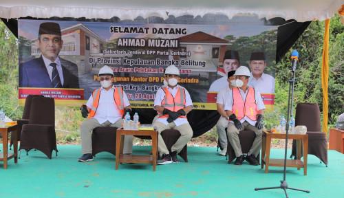 Pesan Ahmad Muzani, Kader Gerindra Dengerin Baik-Baik! Jangan Sekali-kali Berpaling dari Rakyat