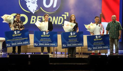 OT Group Berikan Rp1.3 Miliar untuk Atlet Berprestasi di Olimpiade Tokyo 2020