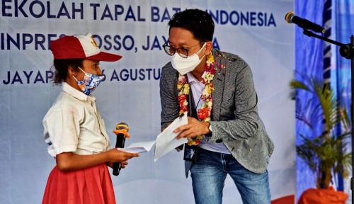 Tingkatkan Kualitas Pendidikan di Wilayah 3T, BRI Lanjutkan Renovasi Sekola di Tapal Batas Jayapura