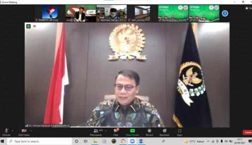 Soal Pemindahan Ibu Kota, Basarah: Harus Dipagari PPHN