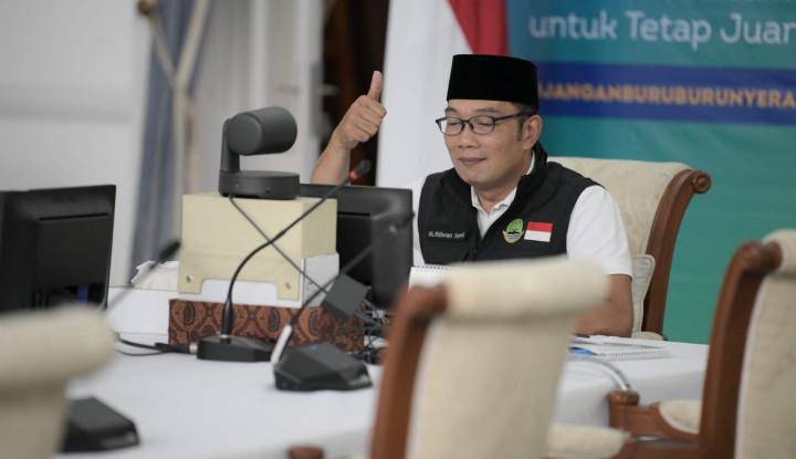 Bantu UMKM Go Digital, Kang Emil Acungi Jempol Kehadiran Tokko