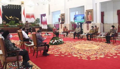 Pak Jokowi Dipuji-puji, PKS Langsung Nyamber: Rakyat Banyak yang Gelisah, Nggak Tau Harus Apa...