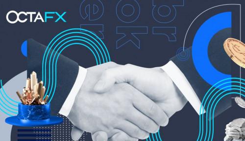 OctaFX Gelar Indonesia Summit untuk Lahirkan Potensi Pertumbuhan Baru