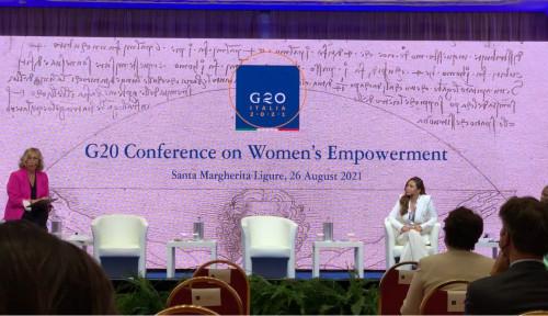 Dr Jessica Widjaja Jadi Sorotan Dunia di G20 Conference on Women Empowerment