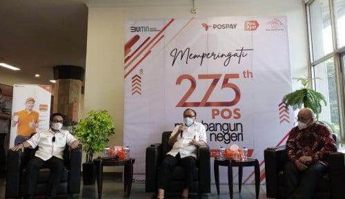 Pos Indonesia Fasilitasi Pengiriman 3.000 APD ke Seluruh Indonesia