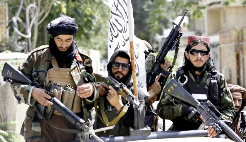 PBB Khawatir Taliban Langgar Janji Keamanan dan Kemanusiaan karena...